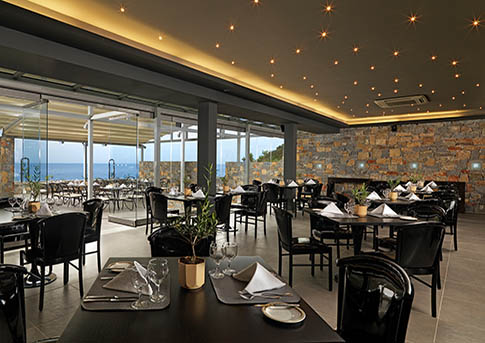 Restaurants in Capsis Elite Resort Hotel