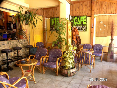 Internet Cafe WORLDCAFE