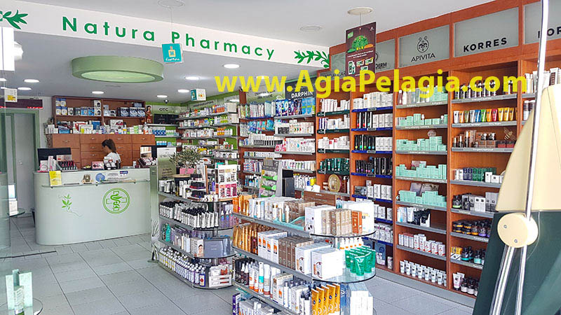 the Pharmacy of Agia Pelagia
