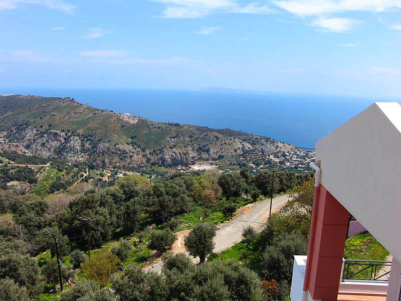 Rogdia villa for sale - photo of the location - panoramic view