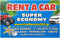 Rent a Moto in Agia Pelagia - CarRentals365.gr