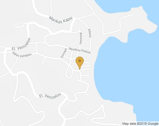 AURA Shop - Clothes Shopping in Agia Pelagia - shop address map